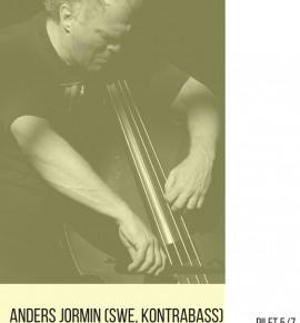 Bassilegend Anders Jormini kontsert EMTAs