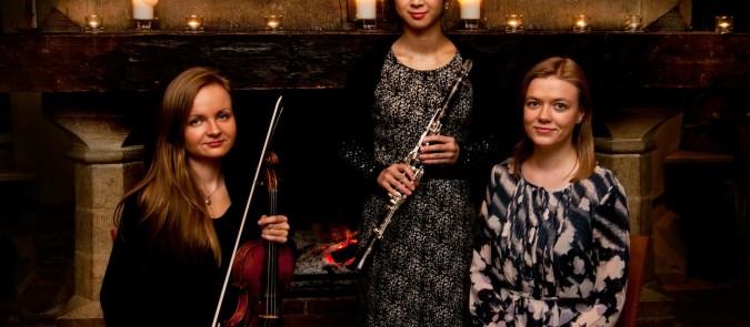 Soo-Young Lee, Miina Laanesaar ja Maila Laidna
