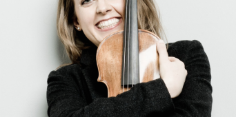 EMTA Külaliskontserdil musitseerib viiuldaja Marina Chiche (Prantsusmaa)