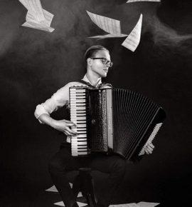 Külaliskontsert: Laimonas Salijus (akordion, Leedu)