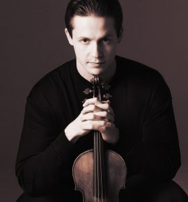 Külaliskontsert: Stanislav Pronin (viiul) ja Sten Lassmann (klaver)