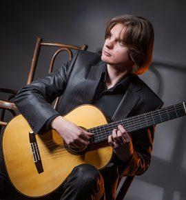 Meistrikursus kitarristidele: Anton Baranov