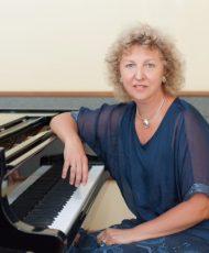 Meistrikursus pianistidele: Mira Martšenko