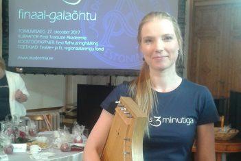 EMTA noorteadlased osalesid Teaduste Akadeemia lühiloengute konkursil