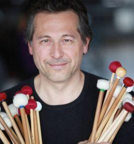 Meistrikursus löökpillimängijaile: Frédéric Macarez