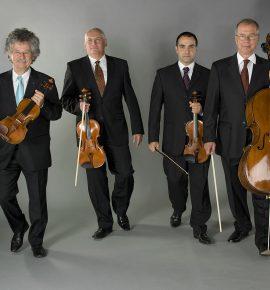 Külaliskontsert. Kodály keelpillikvartett (Ungari)