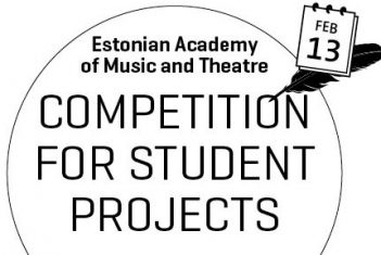 Open call for student projects competition