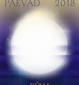 Eesti Muusika Päevad 2018. Elusate helide maja