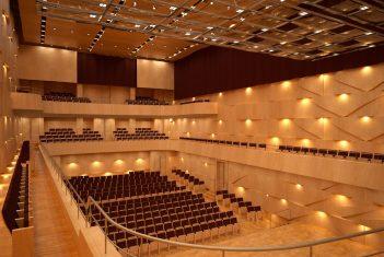 Eesti Muusika- ja Teatriakadeemia kontserdi- ja teatrimaja kunstikonkurss