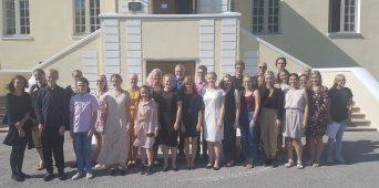 Eesti Muusika- ja Teatriakadeemia suvekursus noortele pianistidele Haapsalus