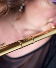 Meistrikursus flötistidele: Monica Finco
