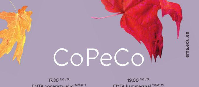 SügisFest. CoPeCo ja TÜ VKA tantsukunsti üliõpilaste performance