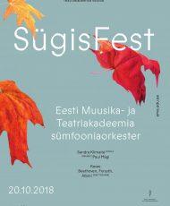 SügisFest. EMTA sümfooniaorkester