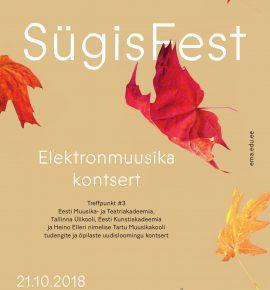 SügisFest. Treffpunkt #3