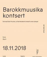 Barokkmuusika kontsert