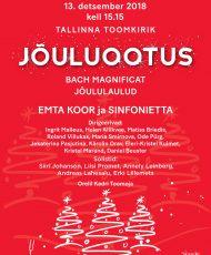 Jõuluootus. EMTA koor ja sinfonietta