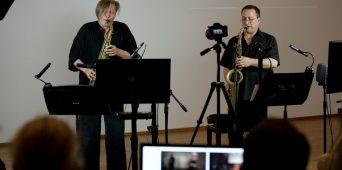 Music and technology combined at LoLa training and concert in EAMT