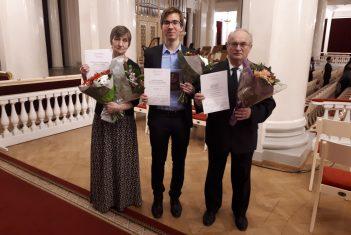EMTA puhkpillieriala üliõpilane Laur Keller pälvis rahvusvahelisel konkursil tunnustuse