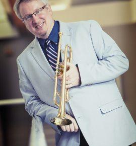 Meistrikursus trompetistidele: Steve Leisring