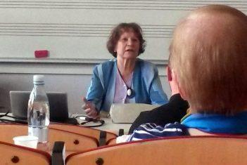 Interpretatsiooni- pedagoogika Üliõpilas- konverents 2018 ja kohtumine Ivi  Tivikuga