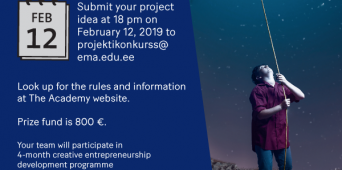 Open call: Competition for Student Projects