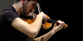 EMTA üliõpilased Juan Fran Cabrera ja Eemeli Solehmainen saavutasid rahvusvahelisel René Aronsi improvisatsioonikonkursil preemiad