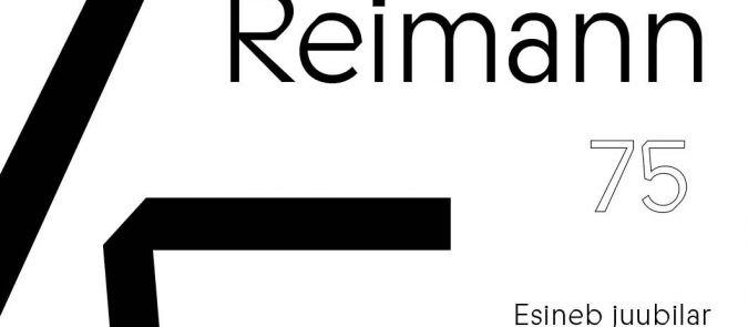Jubilate. Matti Reimann 75