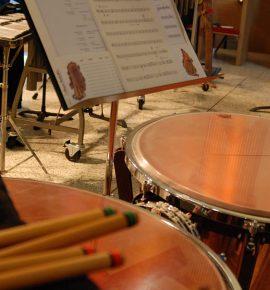 Löökpilli eriala kontsert-eksam