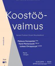 Koostöövaimus. Mateusz Konopelski, Karol Marianowski, Łukasz Chrzęszczyk
