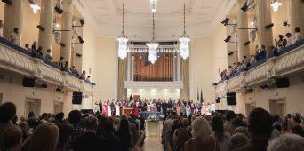 Tänavu lõpetas Eesti Muusika- ja Teatriakadeemia 159 üliõpilast