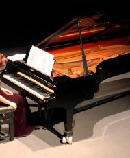 Külaliskontsert. Valeria Vetruccio