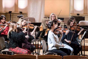 Eesti, Läti ja Leedu muusikud ühendavad jõud kammerorkestris Accademia Baltica
