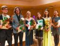 IX Eesti pianistide konkursi I preemia pälvisid Tähe-Lee Liiv ja EMTA üliõpilane Mantas Šernius