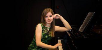 Klaverieriala tudeng Veronika Issajeva pälvis Lilian Semperi stipendiumi